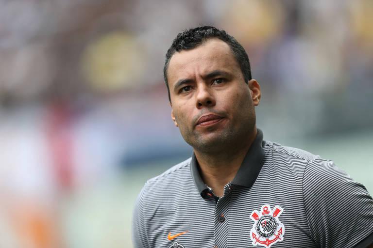 Técnico Jair Ventura já afirmou que o Corinthians não sofrerá a queda para a Série B
