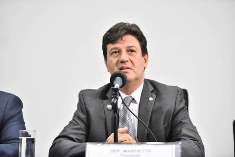 Ortopedista, deputado do DEM será ministro da Saúde de Bolsonaro