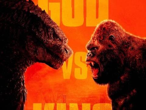 'Godzilla vs. Kong' (2020)