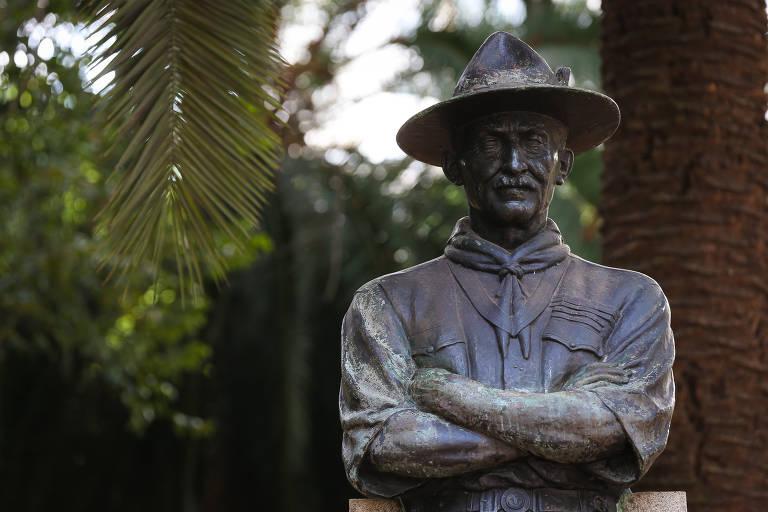 Busto de Baden Powell