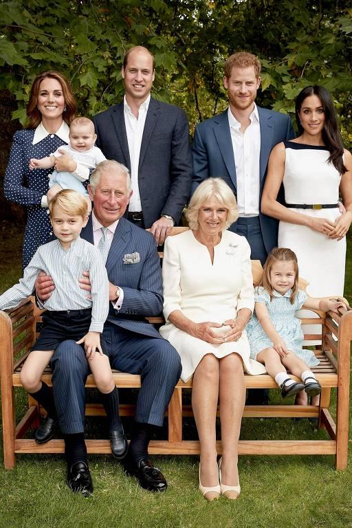 Príncipe Charles completa 70 anos; veja fotos de sua vida