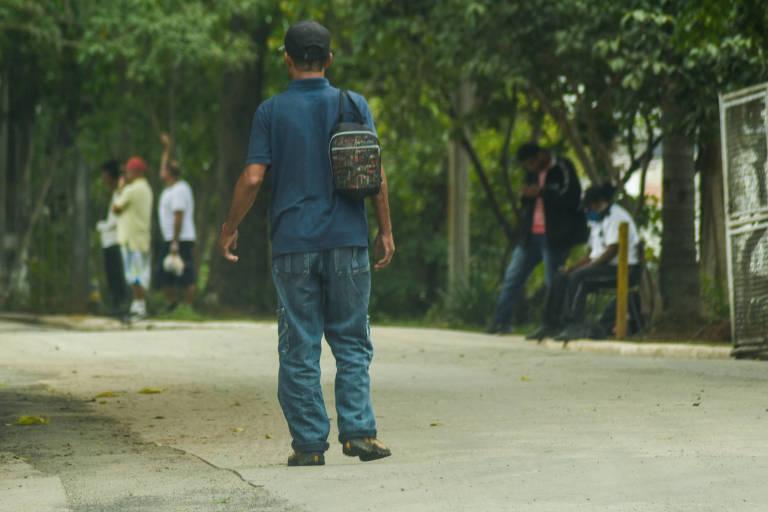 Venezuelanos sofrem com violência