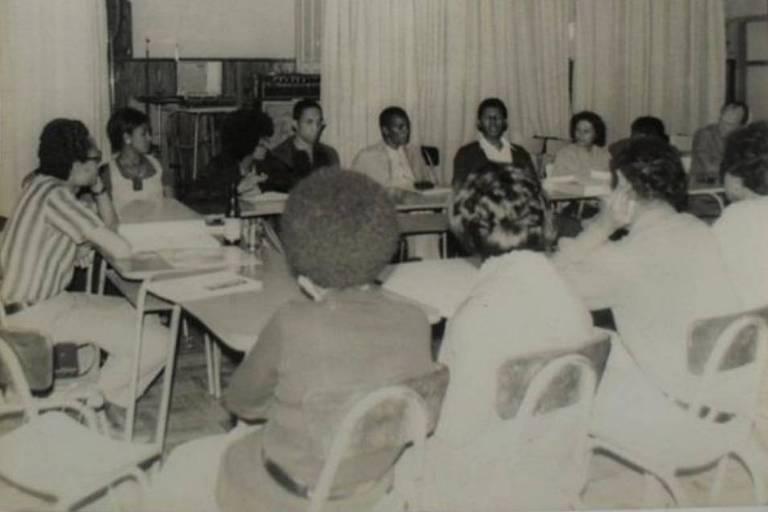 A história do Grupo Palmares