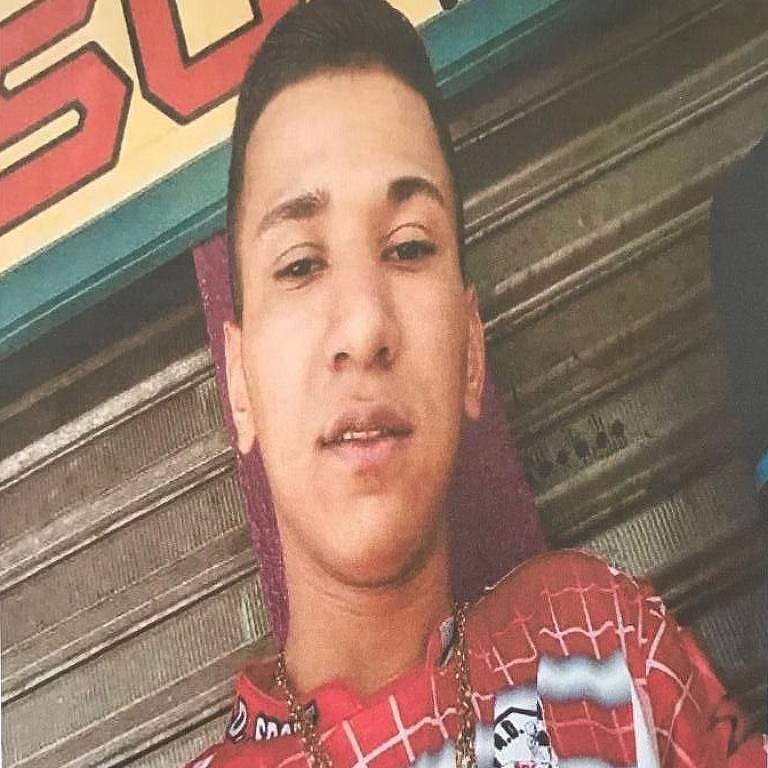 Luciano Silva Moreira, 18, suspeito de ter participado da morte do médico Roberto Kikawa