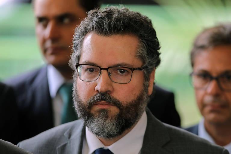 O embaixador Ernesto Araújo, anunciado ministro das Relações Exteriores pelo presidente eleito Jair Bolsonaro
