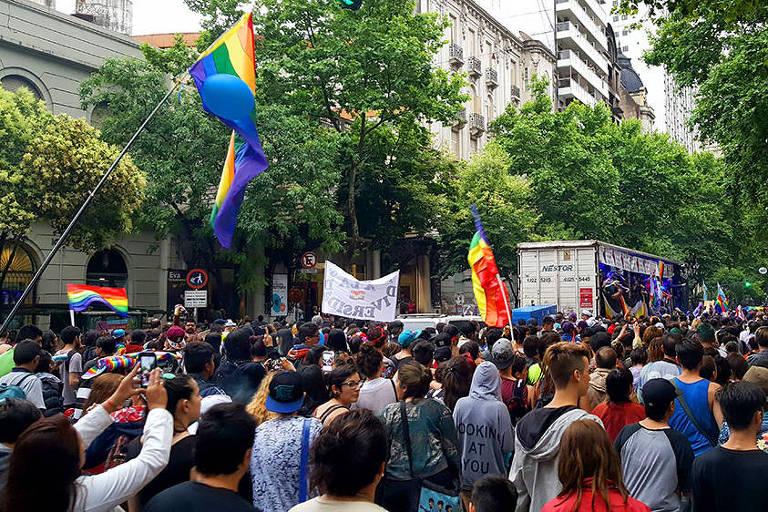 Destinos LGBT na Argentina