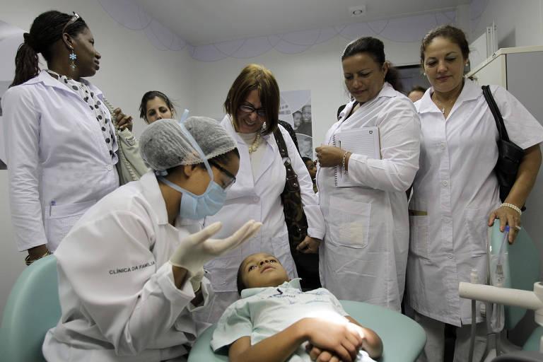 93,4% dos médicos formados no interior migram para grandes centros