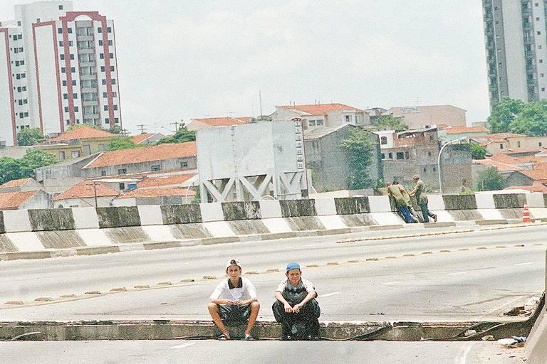 Queda de pontes e viadutos no Brasil
