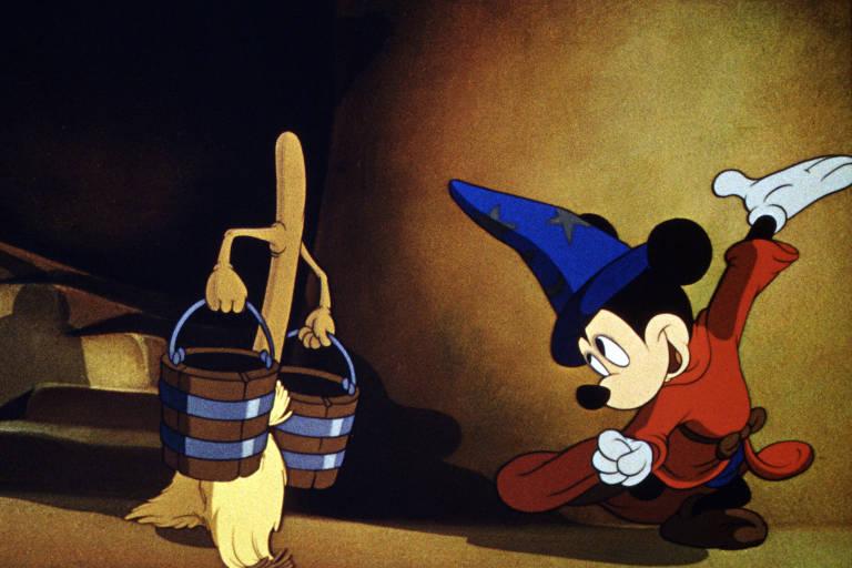Mickey Mouse faz 90 anos no domingo (18)