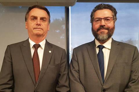 Contra o 'globalismo' e o PT, conheça frases do novo chanceler brasileiro