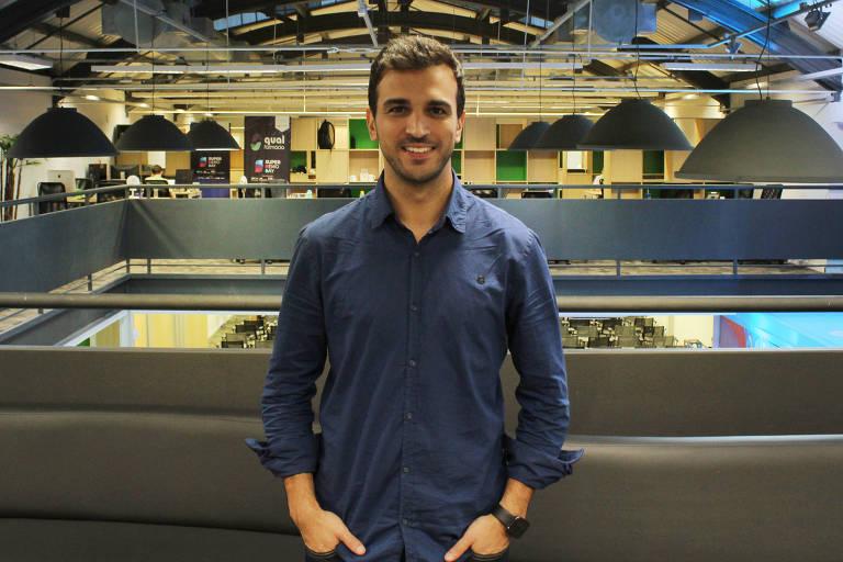Bruno Rodrigues, criador da startup GoGood