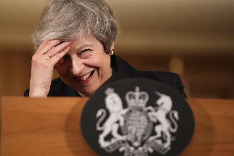 O acordo para o 'brexit'