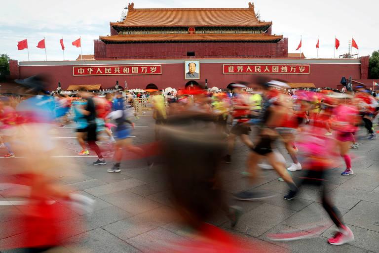 Dez atrações turísticas da china