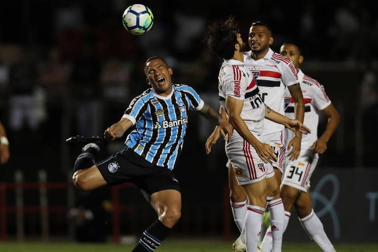 São Paulo e Grêmio disputam a última vaga direta para a fase de grupos da Libertadores