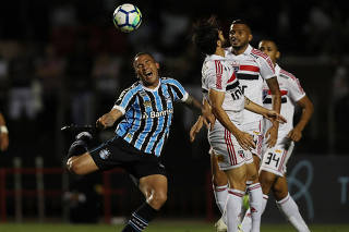Brasileiro Championship - Sao Paulo v Gremio