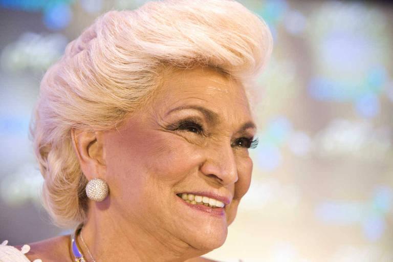 Saudosa apresentadora Hebe Camargo, que ganhará homenagem na TV