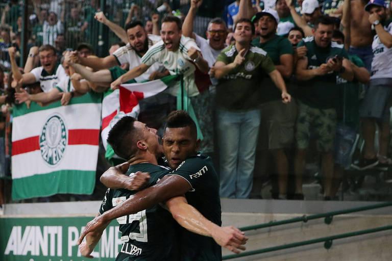 Palmeiras vai tentar garantir título brasileiro no Allianz Parque