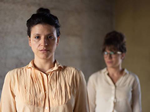 Mariana Mantovani e Maíra de Grandi são protagonistas do espetáculo