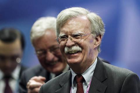 Assessor de Trump, John Bolton, deve vir ao Brasil se reunir com Bolsonaro