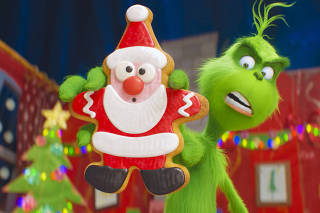 Film Title: Dr. Seuss' The Grinch