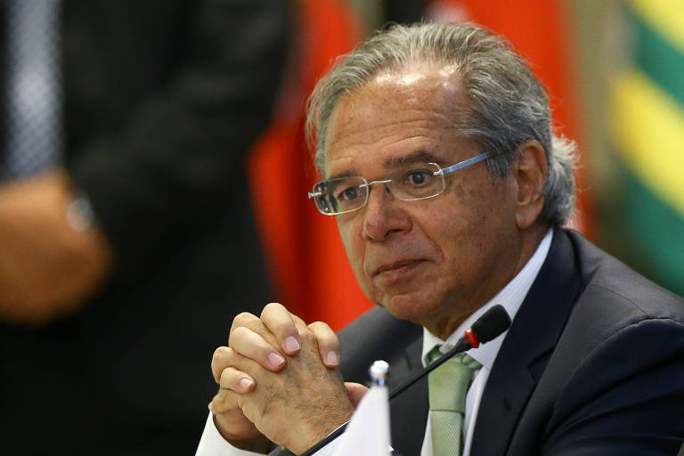 O economista Paulo Guedes, indicado a ministro da Fazenda