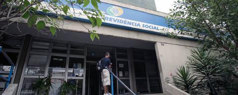 SAO PAULO, SP, BRASIL, 18-12-2015 - SEGURADOS SEM PERICIA - Fachada INSS unidade Bras. Cerca de dois milhoes de percias deixaram de ser realizadas desde o inicio das greves dos medicos. (Foto: Ronny Santos/Folhapress) ***EXCLUSIVO AGORA *** EMBARGADA PARA VEICULOS ONLINE *** UOL E FOLHA.COM CONSULTAR FOTOGRAFIA DO AGORA *** FOLHAPRESS CONSULTAR FOTOGRAFIA AGORA *** FONES 3224 2169 * 3224 3342 ***