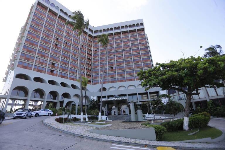 Veja fotos dos hotéis icônicos da rede Othon em Salvador e BH
