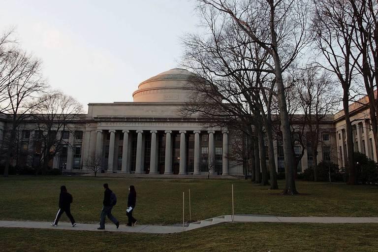 Campus do MIT, em Cambridge; uma das universidades mais prestigiadas dos EUA