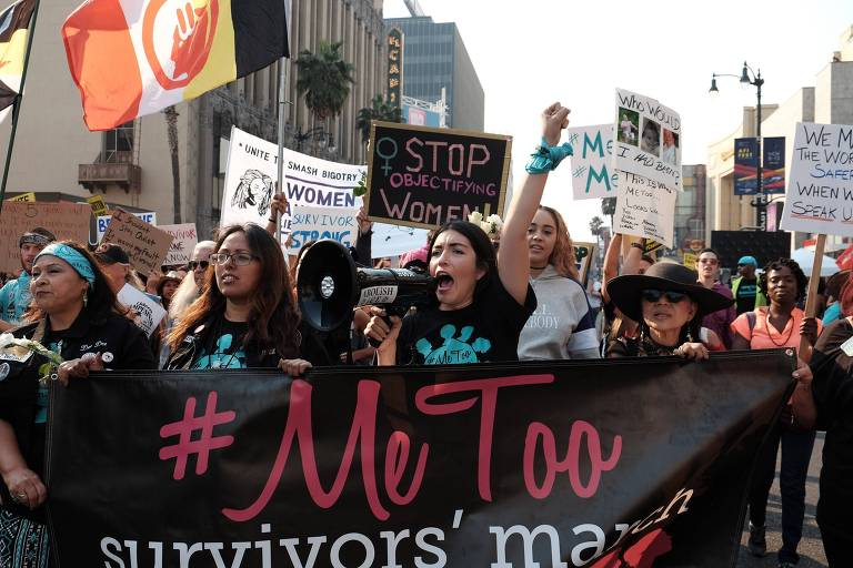 2018 #MeToo March
