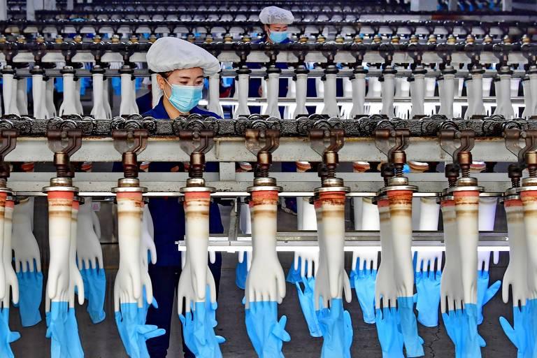 Alemanha, Japão, China e petróleo sinalizam freio na economia mundial