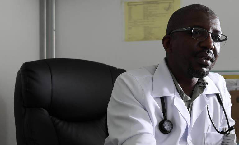 Médico Roberto Jaguaribe Trindade