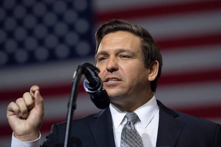 Ron DeSantis, eleito governador da Florida