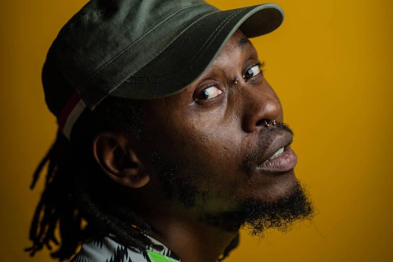 Rapper Rincon Sapiência é uma das atrações do Dia da Consciência Negra na cidade