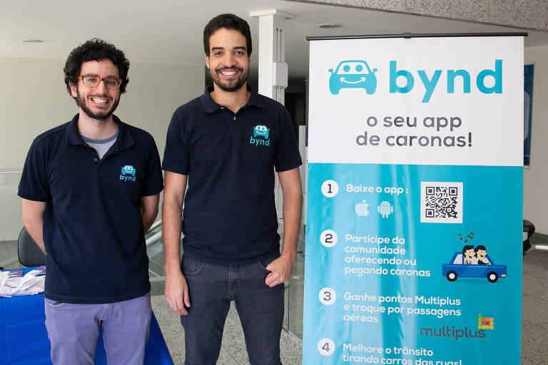 Bynd, aplicativo de carona de carro
