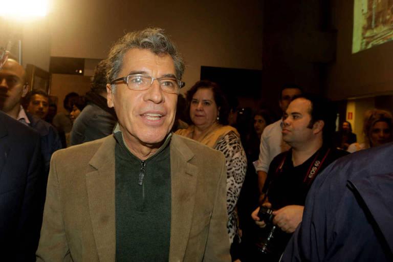 Paulo Betti, que estará na novela das seis da Globo