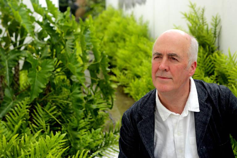 O historiador de arte britânico Charles Saumarez Smith