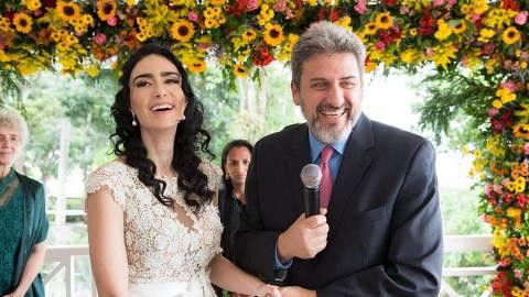 Após vídeo que registra agressões praticadas por marido, Cristiane Machado diz que teme morrer