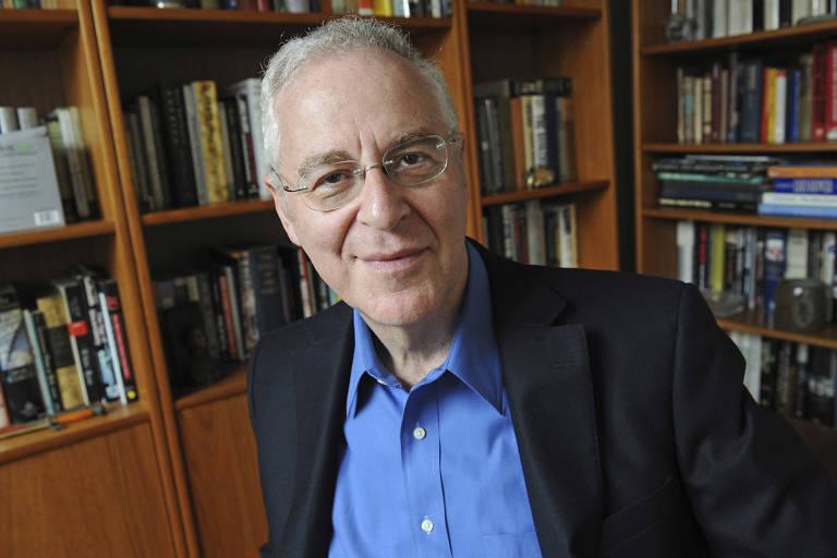 Ron Chernow, historiador que dará uma aula no evento