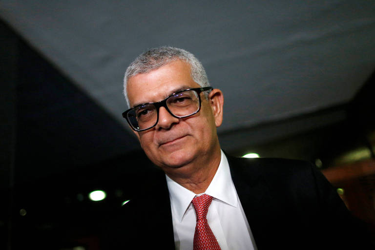 Ivan Monteiro, presidente da Petrobras