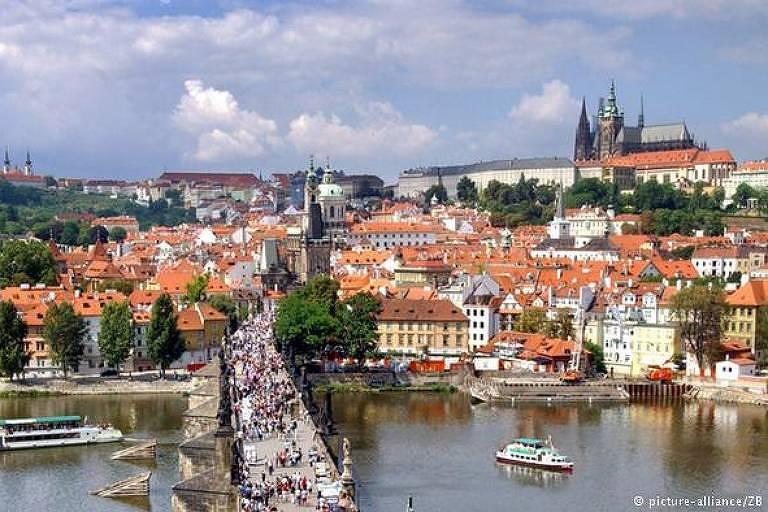 Próximo destino, Leste Europeu