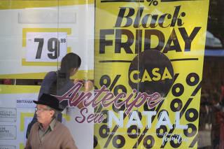 Comércio se prepara pra a Black Friday em Campinas