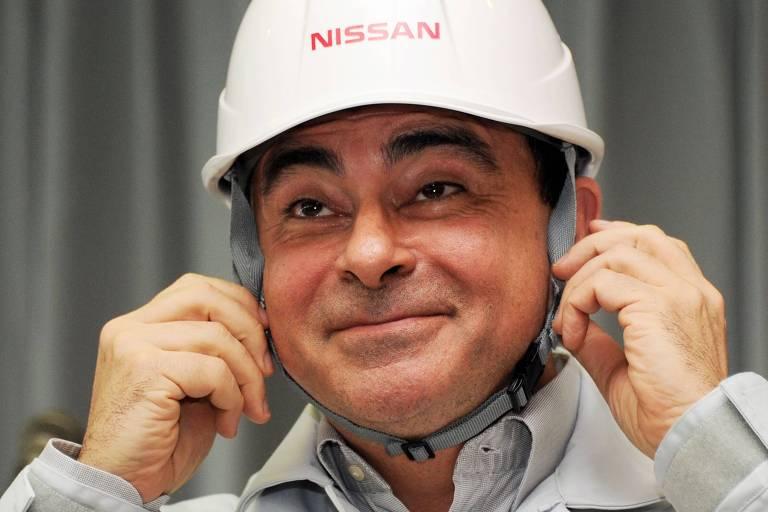 Quem é Carlos Ghosn, que presidiu a Nissa e foi preso?