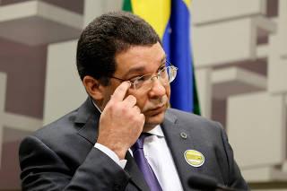Mansueto de Almeida fala na Comissão de Assuntos Econômicos