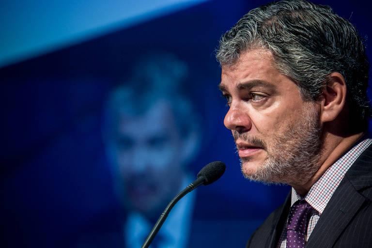 Palestra sobre os desafios do Brasil