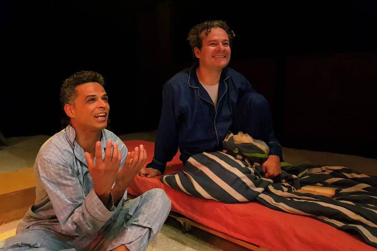 Pedro e Quim