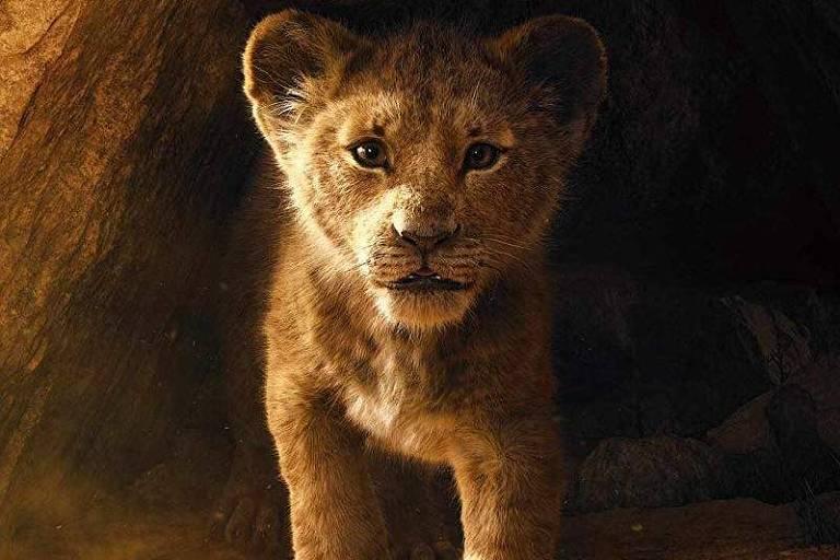 Pôster do novo 'O Rei Leão'