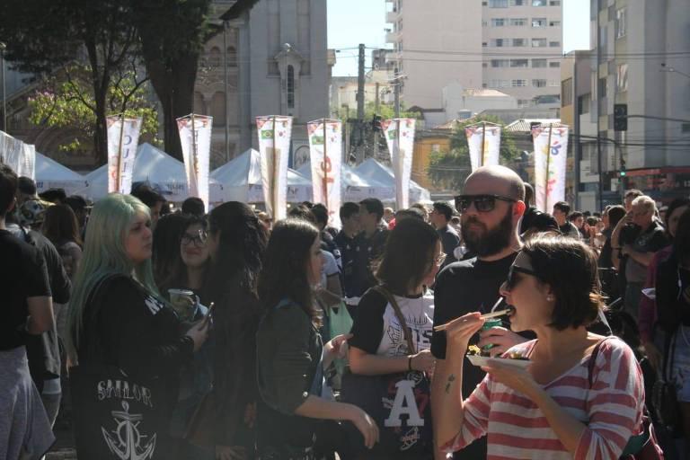Feira cultural coreana