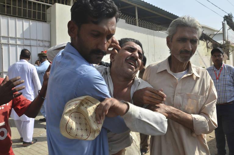 Ataque ao Consulado da China em Karachi