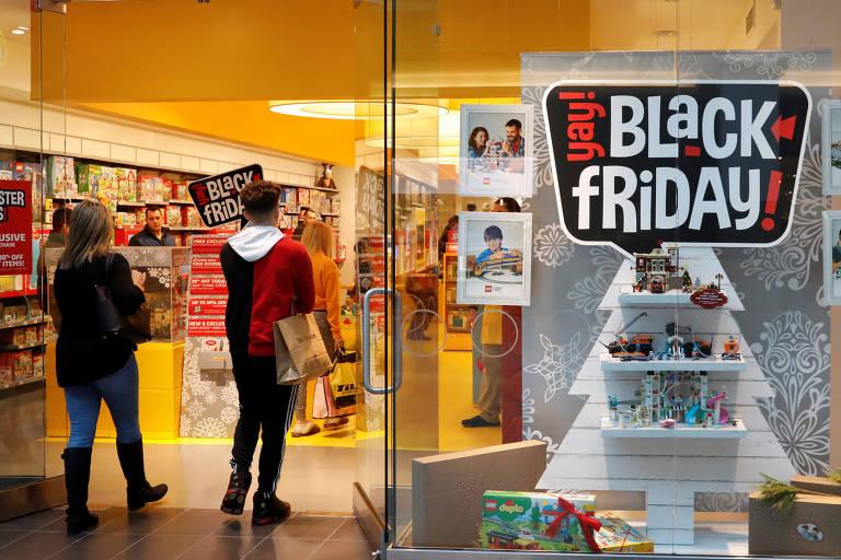 Veja algumas dicas antes de ir às compras da Black Friday