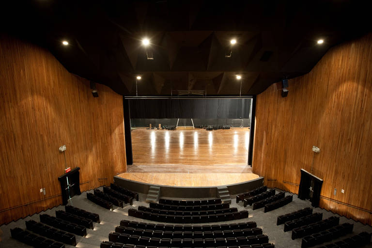 Conheça teatros clássicos de SP